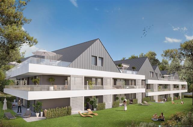VILLA KERNEVEL PROGAMME IMMOBILIER NEUF